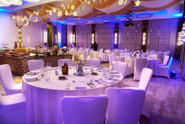 فندق حياة ريجنسي الرياض العليا  يحتفل بشهر رمضان المبارك بأجواء الخيمة الرمضانية