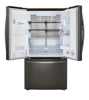 إل جي تمنح حق استخدام براءة اختراع تقنية صانعة الثلج في الباب للاستخدام في الثلاجات الممتازة