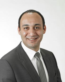 العوادلي مديرًا لحياة ريجنسي الرياض العليا