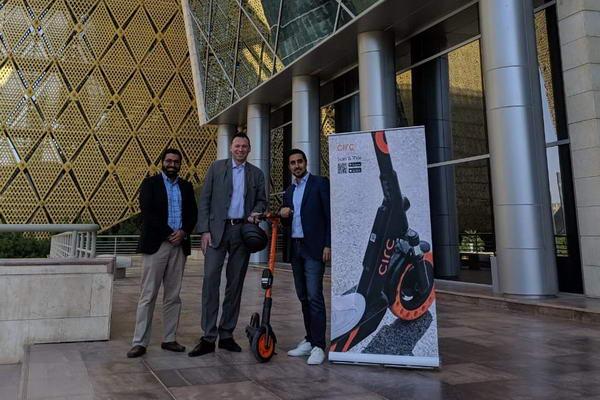 اطلاق أول مشغل للسكوترات الكهربائية في المملكة العربية السعودية