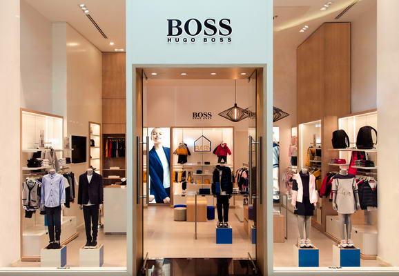 """علامة """"هوجو بوس""""تفتتح أول متجر لها في الرياض"""