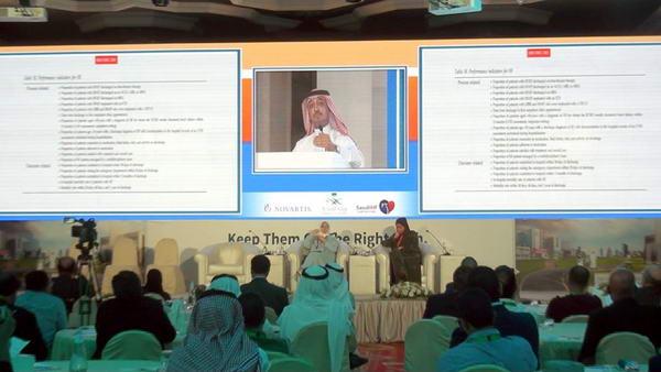 """""""القلب السعودية"""" تنظم مؤتمرها السنوي وتناقش آخر المستجدات الحديثة بأمراض القلب"""
