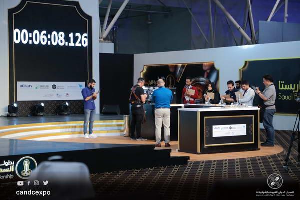 اليوم الثاني من انطلاق المعرض الدولي للقهوة والشوكولاتة بنسخته السادسة العالمية