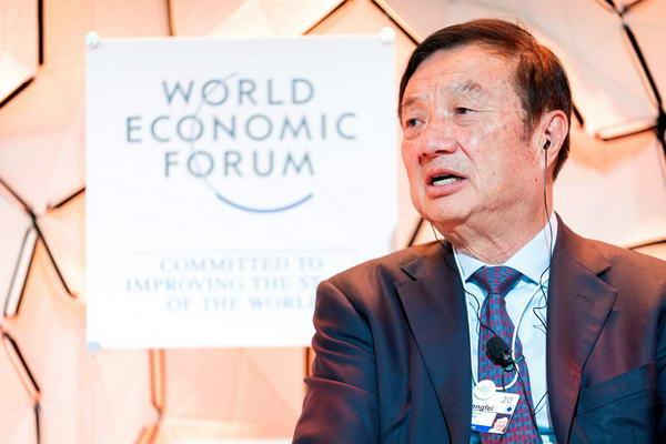 مؤسس شركة هواوي ورئيسها التنفيذي يقلل من أهمية الحظر الأمريكي على أعمال الشركة في 2020