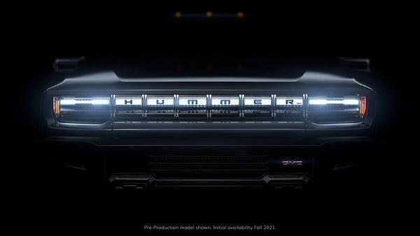 """هامر كهربائية من """"جي ام سي"""" تقدم قدرات هائلة دون أي انبعاثات"""