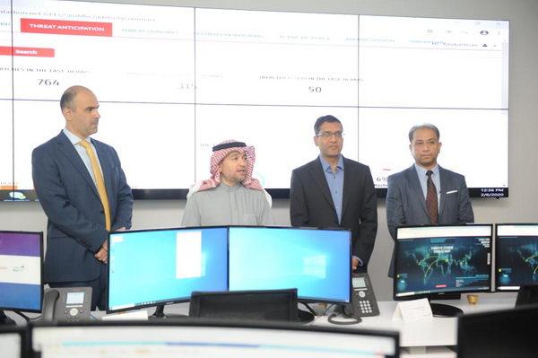 شراكة شركتي باليديان وسِجِلّ التقنية لإنشاء مركز العمليات الأمنية في المملكة العربية السعودية