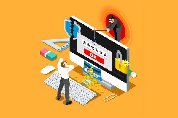 ازدياد عمليات القرصنة عبر الإنترنت بالتوازي مع حالات الأزمات العالمية