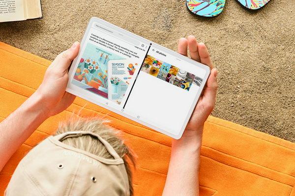 هواوي تطلق الإصدار الجديد من الجهاز اللوحي HUAWEI MatePad