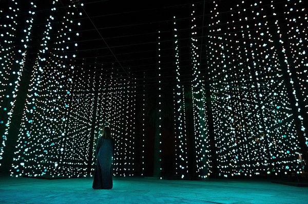 """انطلاق احتفالية """"نور الرياض"""" غدا الخميس بمشاركة 60 فنانا من 20 دولة"""