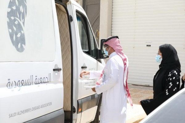 جمعية ألزهايمر تطلق مبادرة تطعيم المرضى بمنطقة الرياض