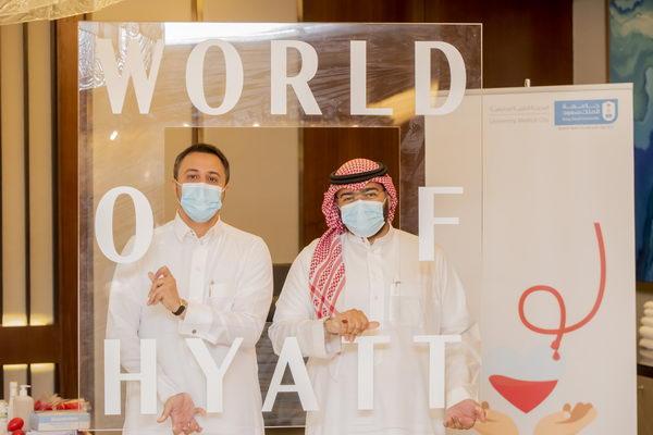 حياة ريجنسي الرياض العليا