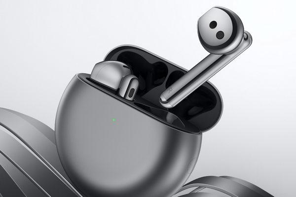 سماعات HUAWEI FreeBuds 4 الجديدة بتصميم Open-Fit مريحة الارتداء