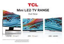 تي سي إل إليكترونيكس تطلق السلسلة العاشرة من أجهزة التلفاز X925 بتقنية ميني ليد المتميزة وأداء بدقة 8K