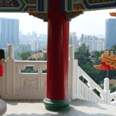 Temple Thean Hou, Kuala Lumpur (Malaisie)