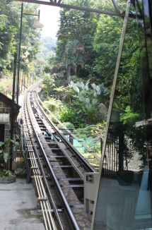 Penang Hill funiculaire