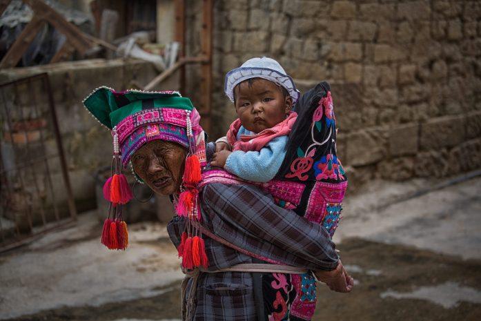 Family ties Yunnan