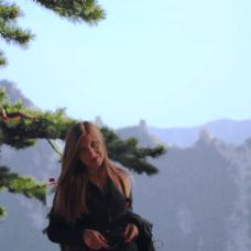 Ascension de la montagne sacrée Huashan