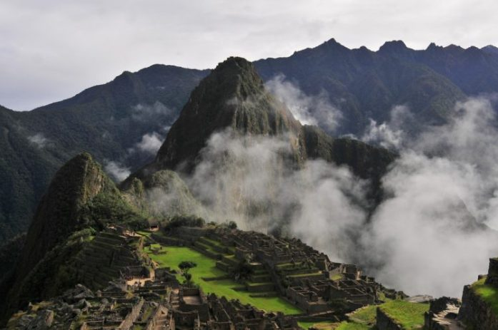 Machu Picchu ascension