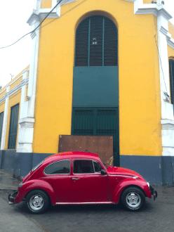 Lima, ancienne ville coloniale