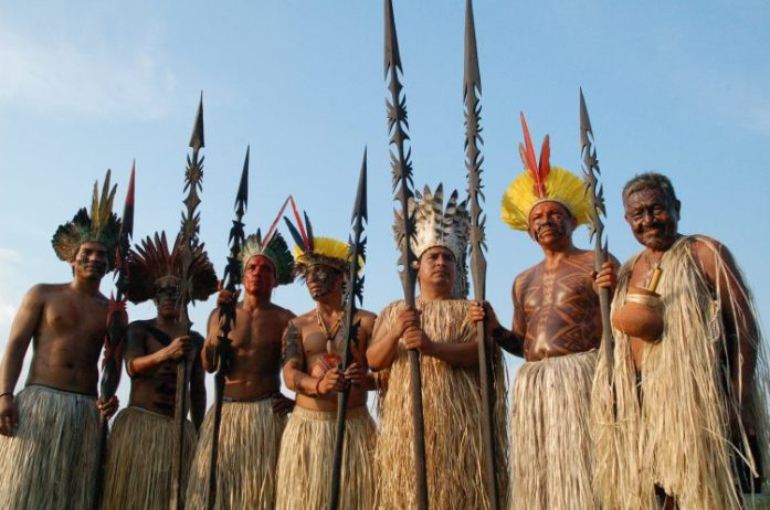 Ethnies des indiens Iauanauás // Tous droits réservés @Argentina Excepción