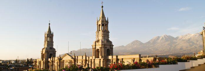 Arequipa, ville blanche - tous droits réservés @Argentina Excepción