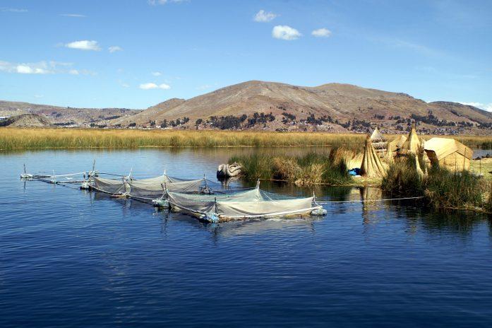 Lac Titicaca côté péruvien