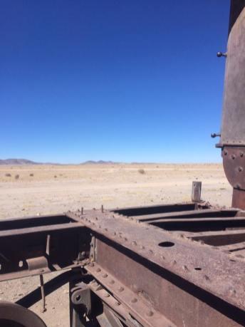 Cimetière de trains Uyuni