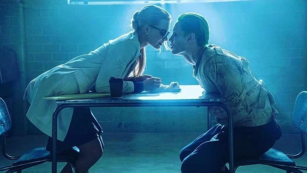 Saat Relationship Goals Digambarkan oleh MR. J & Harley Quinn #EfekSuicideSquad