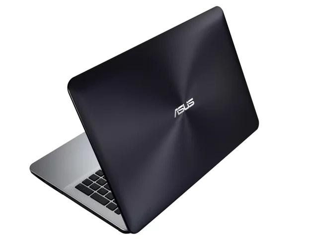Tampilan premium Laptop ASUS X555