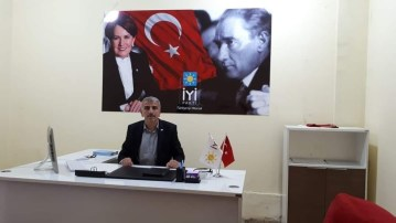 İYİ Parti Rize İl Başkanı Özyanık için 'Fetöcü İl Başkanı' iddiası