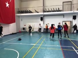 Rize'de PÖH, PMYO, POMEM okullarına hazırlanan gençlere yönelik ücretsiz kurs