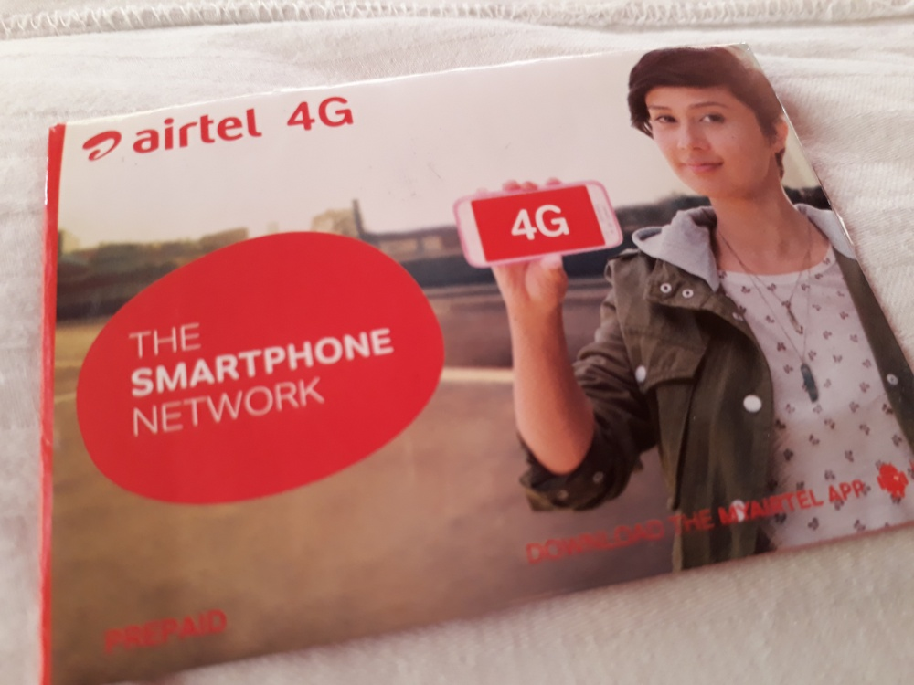 Airtel India, Simcard di India, membeli simcard di India