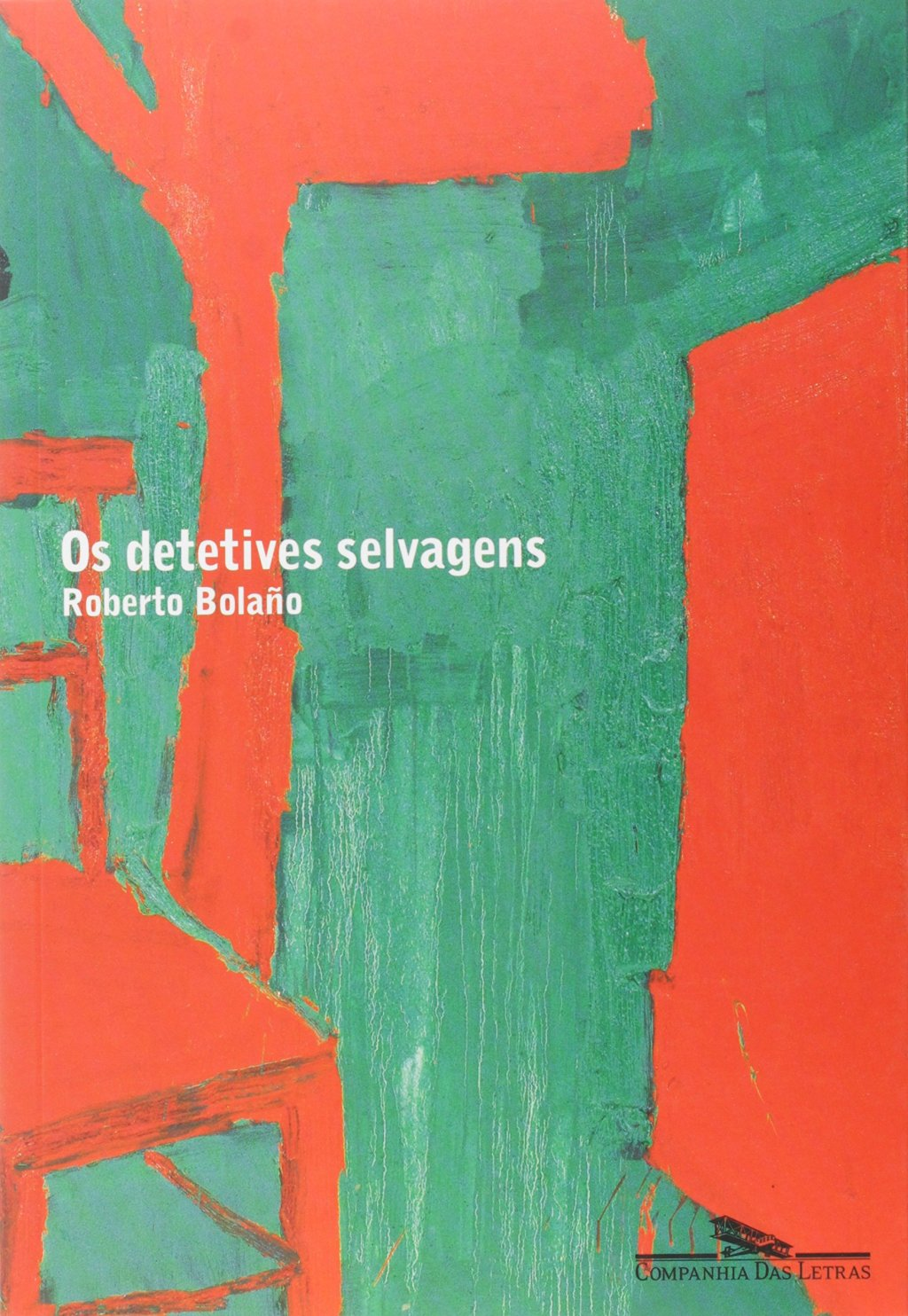 Capa de Os detetives selvagens
