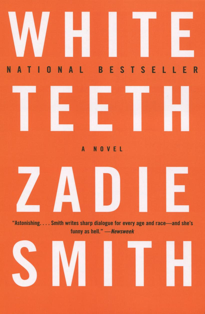 Capa de White Teeth