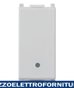 Deviatore 1P 10AX Silver