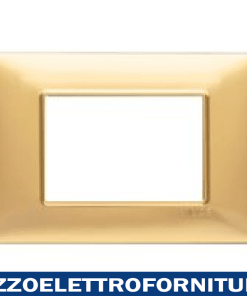Placca 3M oro opaco