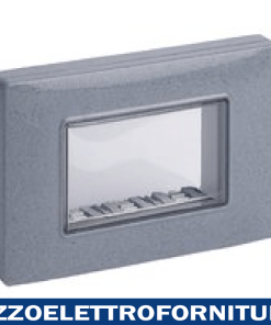Calotta IP55 3M +viti grigio granito