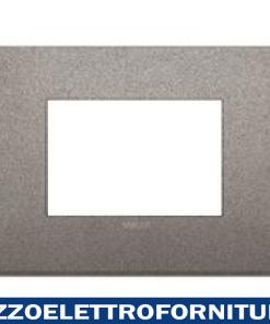 Placca Classic 3M titanio matt