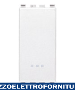 Deviatore 1P 20AX bianco