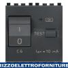 Interruttore MTDiff. 1P+N C6 10mA grigio