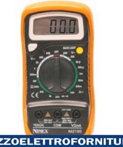 MULTIMETRO DIGITALE LCD