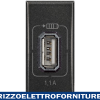 BTICINO Axolute - USB charger 1,1A anthracite