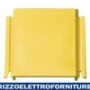 Giunto unione per scatola deriv. giallo