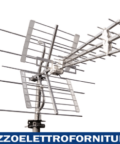 ANTENNA COMBINATA UHF+VHF
