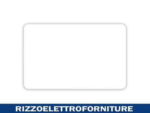 CARD MIFARE TIPO UTENTE - BIANCA