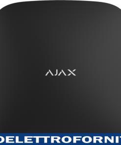 Centrale fino a 150 perif. per sistemi antintrusione Ajax 11790 nero