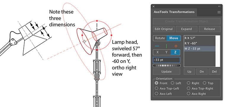 AxoTools lamp project 03