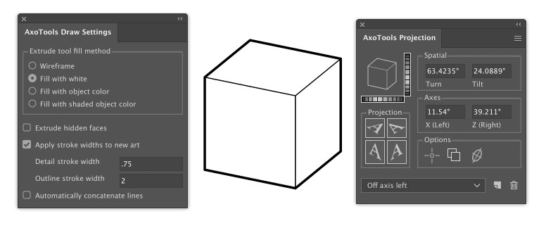 cube primitive