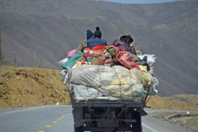 47 mountains local transport