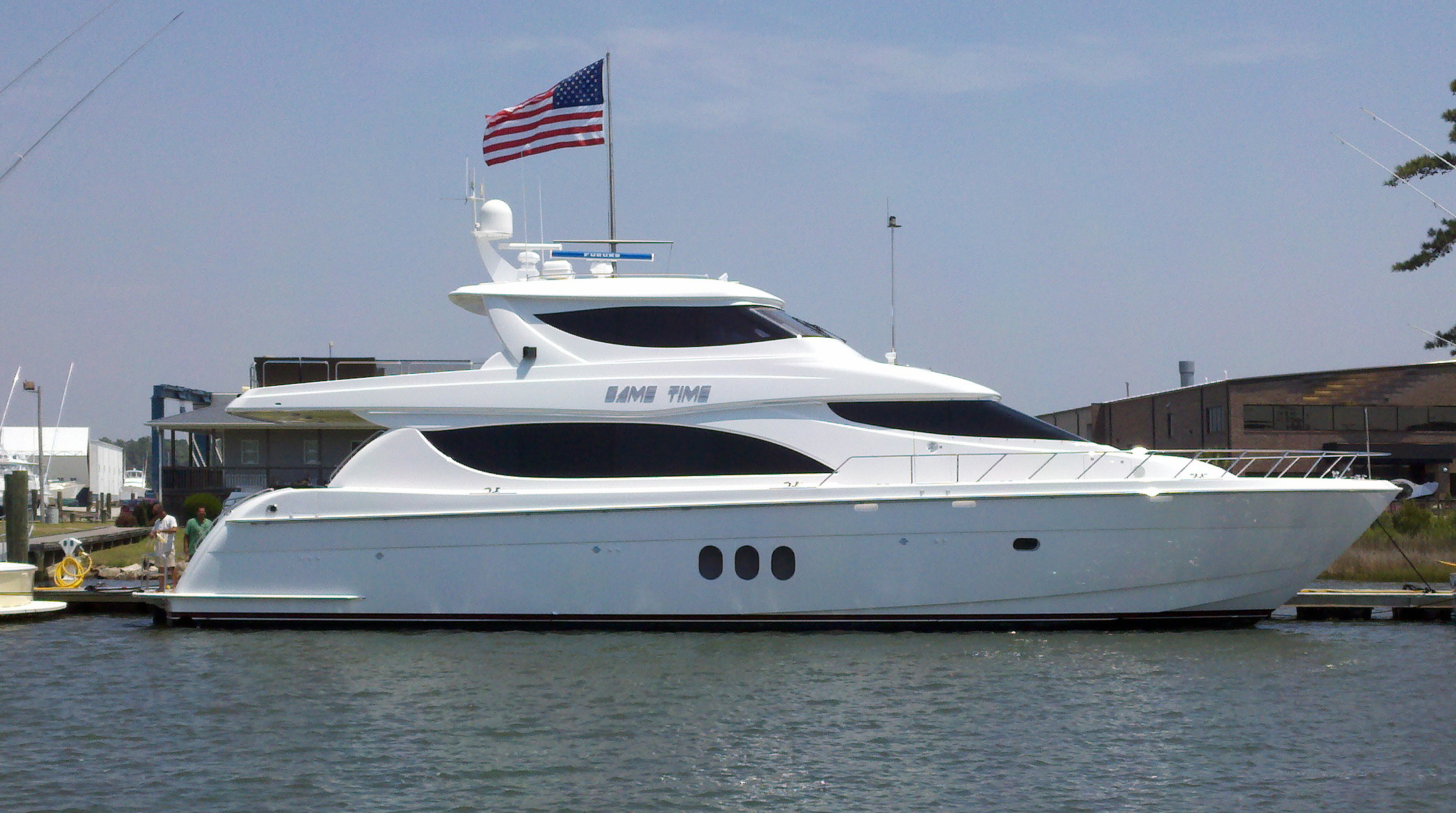 Hatteras Of Lauderdale RJC Yacht Sales Amp Charter Page 4